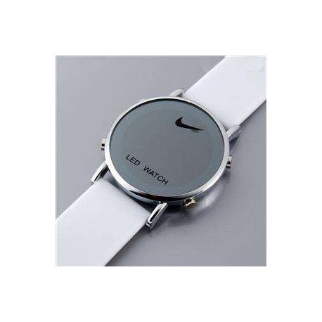 Led laikrodis [NIKE] [Baltas]