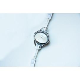 Moteriškas laikrodis Julius su balta apyranke