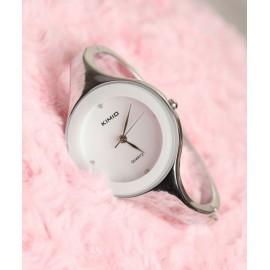 Moteriškas baltas laikrodis Kimio