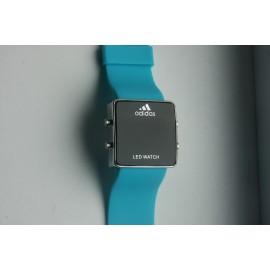 Led laikrodis [Adidas] [Žalsvai mėlynas]