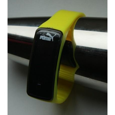 Led laikrodis [Puma] [Geltonas]