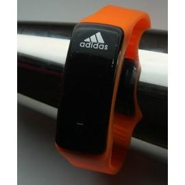 Led laikrodis [Adidas] [Oranžinis]