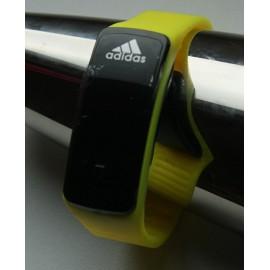 Led laikrodis [Adidas] [Geltonas]
