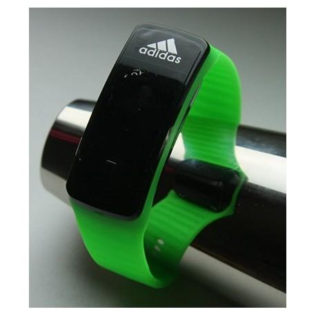 Led laikrodis [Adidas] [Žalias]