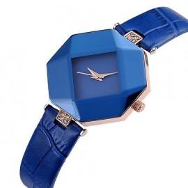 Moteriškas laikrodis [Mėlynas]