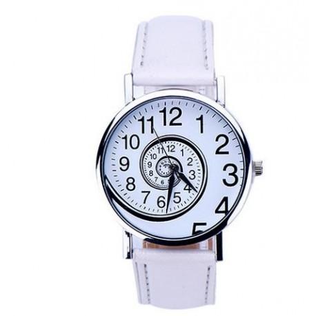 Moteriškas laikrodis baltos spalvos