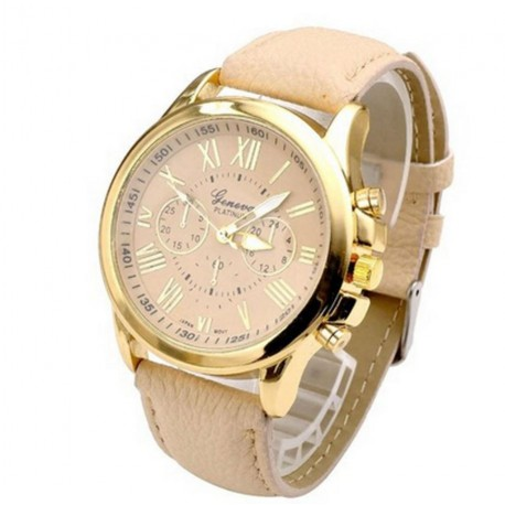 Šviesus vyriškas laikrodis [Geneva]