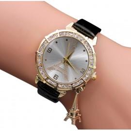 Stilingas moteriškas laikrodis