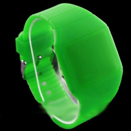 Led laikrodis [Žalias]