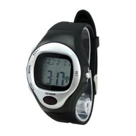 Laikrodis su pulso matuokliu